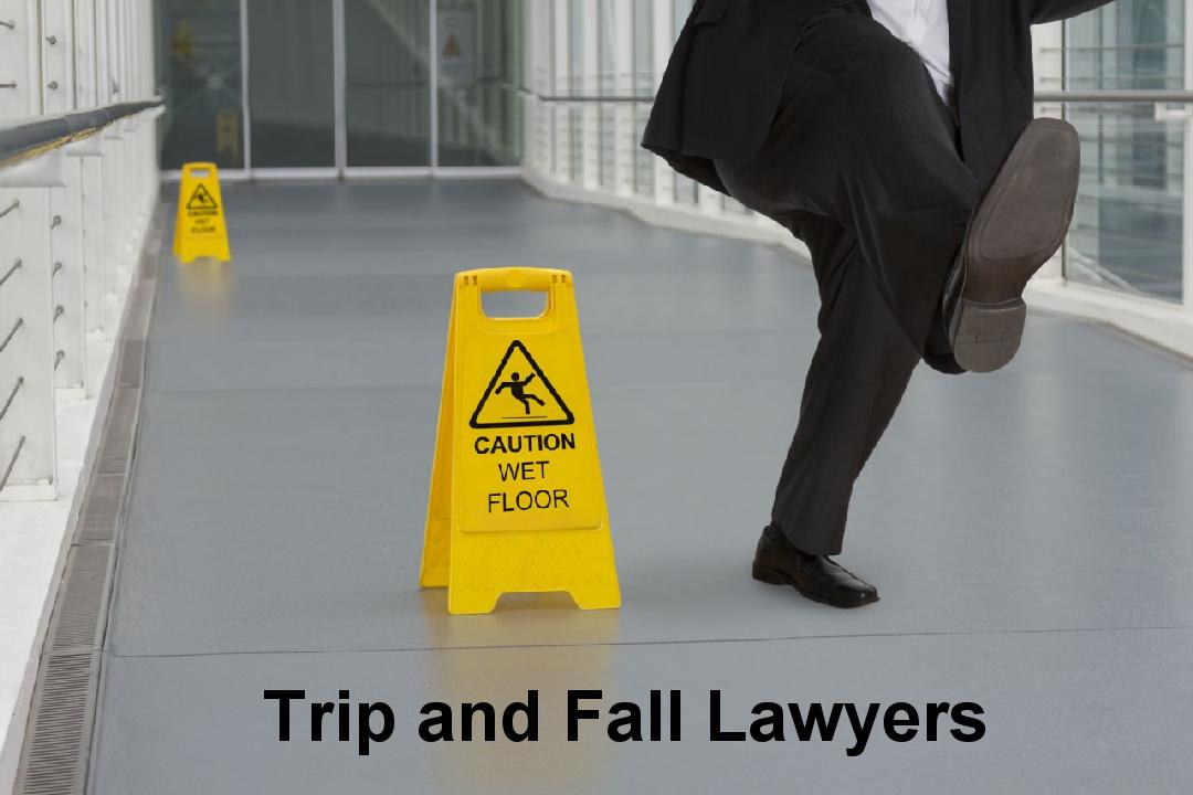 Trip and Fall Lawyers